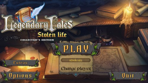 Legendary Tales: Stolen Life Collectors Edition