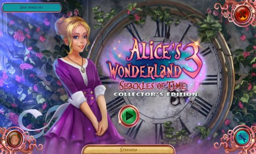 Alice's Wonderland 3: Shackles of Time Collectors Edition