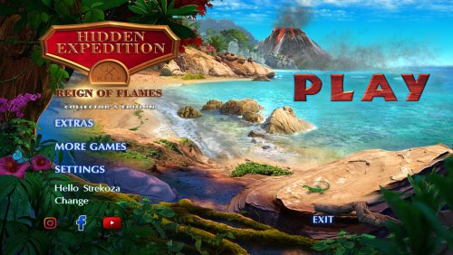 Hidden Expedition 20: Reign of Flames Collectors Edition