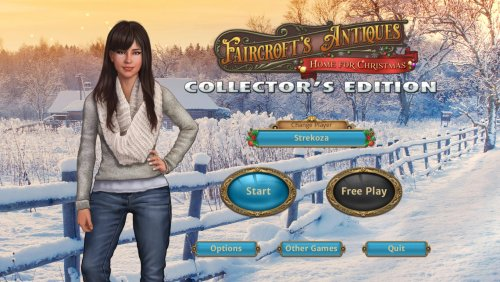 Faircroft's Antiques: Home for Christmas Collector's Edition