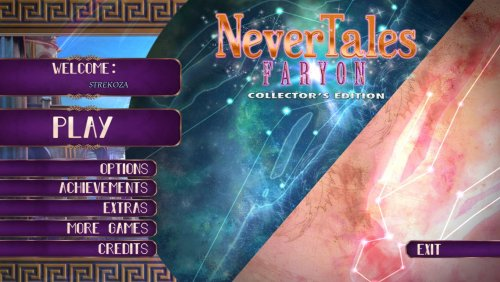 Nevertales 10: Faryon Collectors Edition