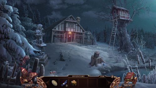 Grim Tales 20: Trace in Time Collectors Edition